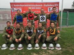 Bundesfeuerwehrleistungsbewerb in Kapfenberg